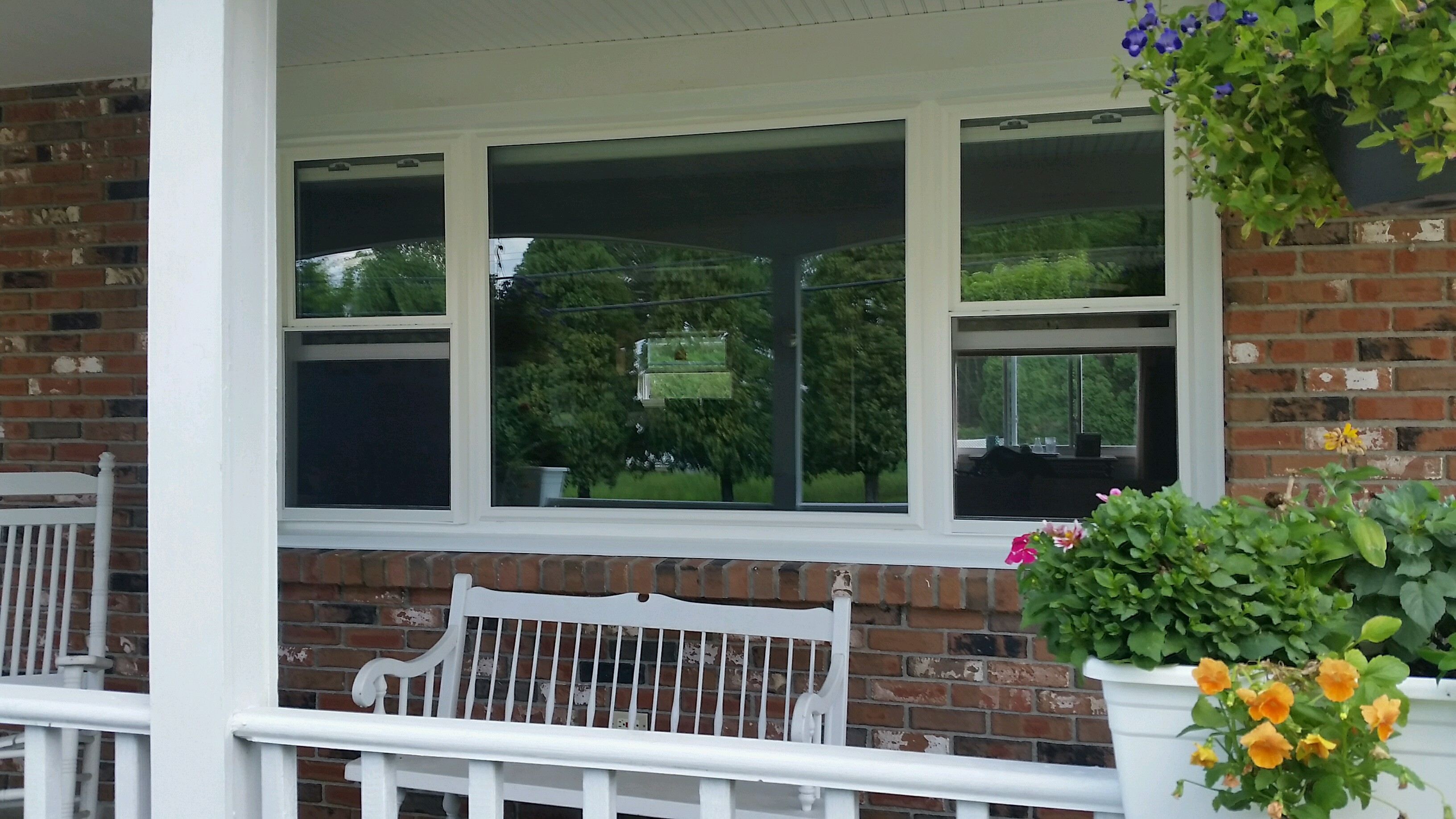 Morgan home improvement projects for Custom replacement windows